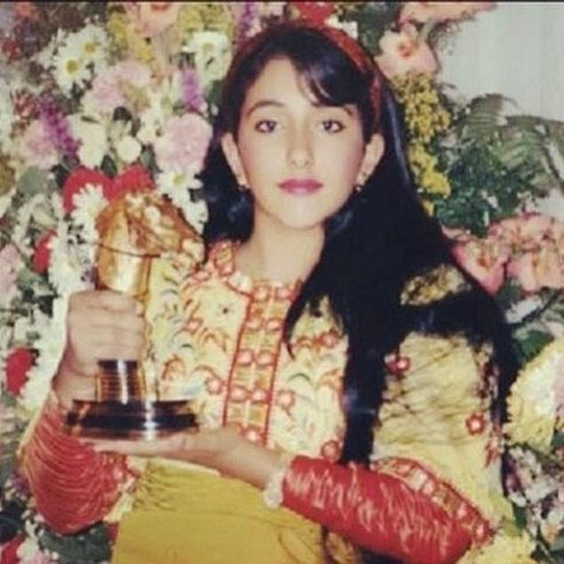Held at gunpoint: Princess Shamsa, who was kidnapped at gunpoint in Cambridgeshire in August 2000 after she ran away from the family's Longcross estate in Surrey