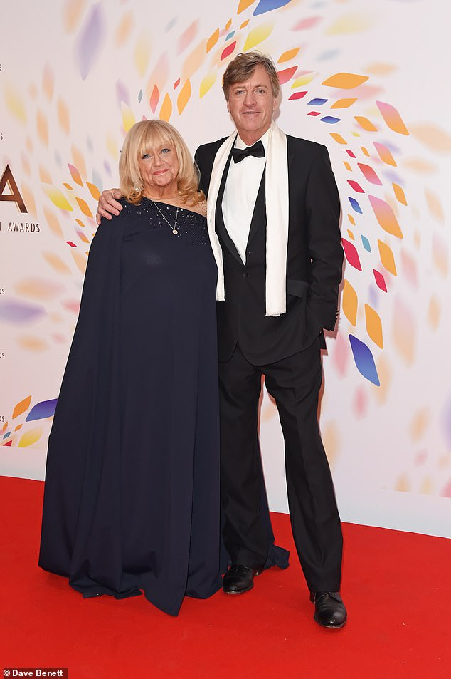 Big Name: According to The Sun, Richard has been a longtime fan of the show and has been targeted by producers for quite some time (portrayed with his wife Judy Finnigan in 2020)