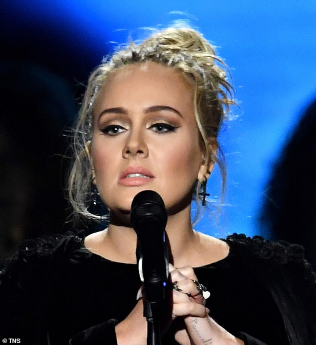 exciting!  Adele is set to return to her music with a special performance show for ITV, it was reported Wednesday night (pictured while performing in 2017).