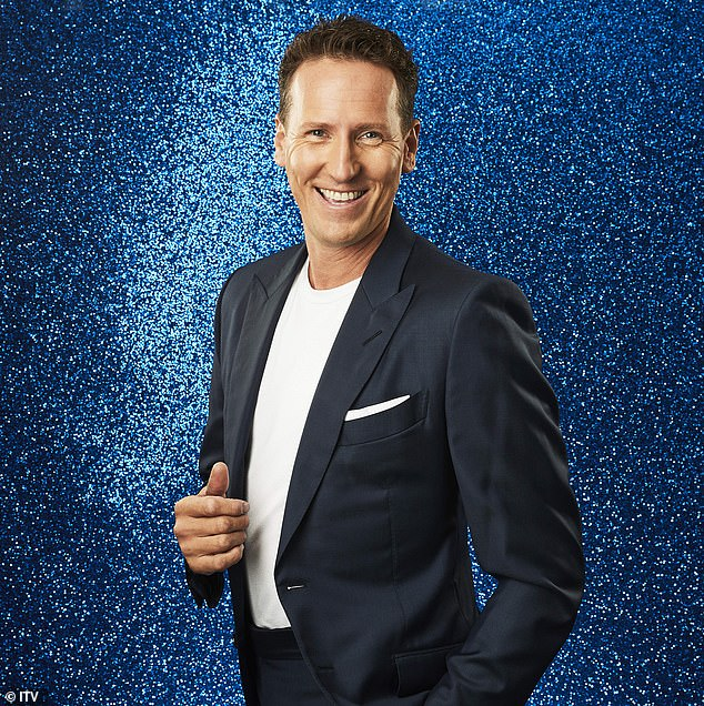 Coming soon: Earlier this week MailOnline exclusively revealed that former Strictly Come Dancing pro Brendan Cole had signed up for the show.