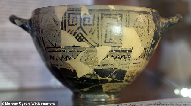 , Three humans were buried in the Tomb of Nestor's Cup, study shows, The Today News USA