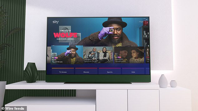 Sky is launching a new streaming TV called Sky Glass that doesn't require a satellite dish or box