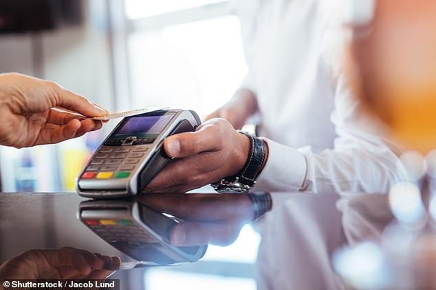 UK shoppers will soon be able to pay up to £100 for every in store transaction without being required to enter their pin code.