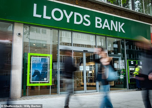 Lloyds Banking customers will have access to new card controls that will allow them to turn contactless on and off or set their own contactless limits.
