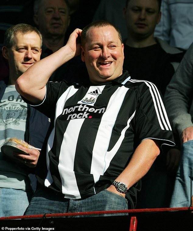 The move will put an end to Mike Ashley's 14-year stint as owner of the Premier League side