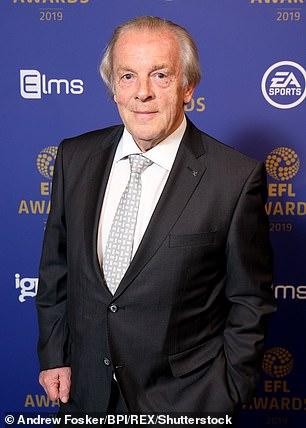 Former PFA chief Gordon Taylor