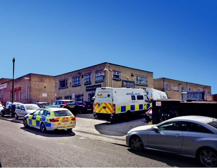 Police raided the Bradford premises of gold dealer Fowler Oldfield in September 2016, where couriers would drop off bags filled with cash worth up to £2m a day.