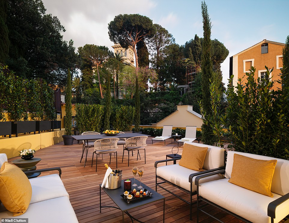 , Mission la dolce vita! A stay at Rome's finest hotel – at the same time as Tom Cruise, Nzuchi Times National News