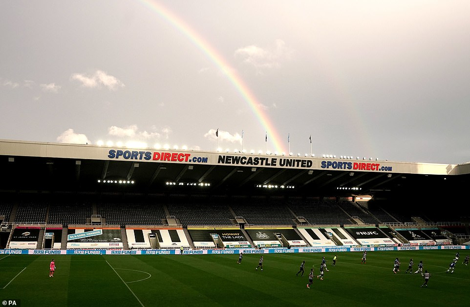 , Group headed by Saudi Crown Prince MBS complete £305m takeover of Newcastle United, The Today News USA