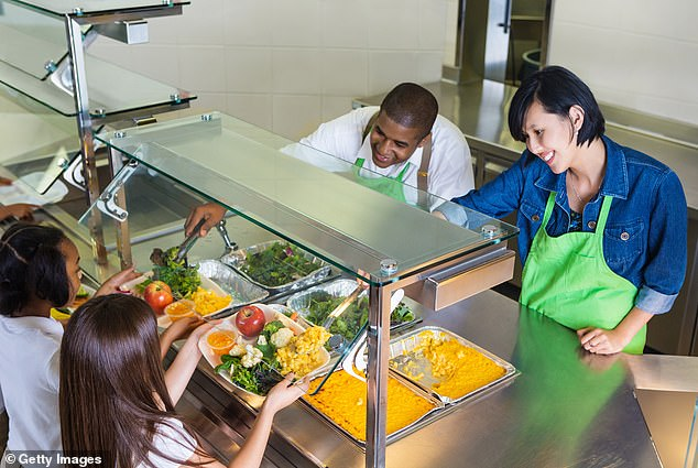, School dinner choice is slashed and staff told to stockpile 'long-life food' amid supply fears, The Today News USA