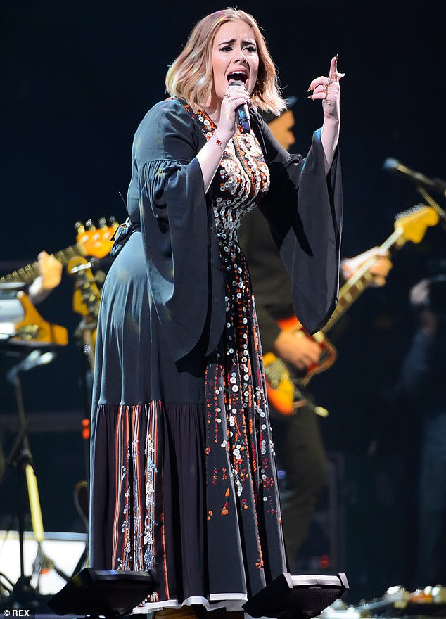 , Adele says she was disappointed by women's comments about her 100lb weight loss, The Habari News New York