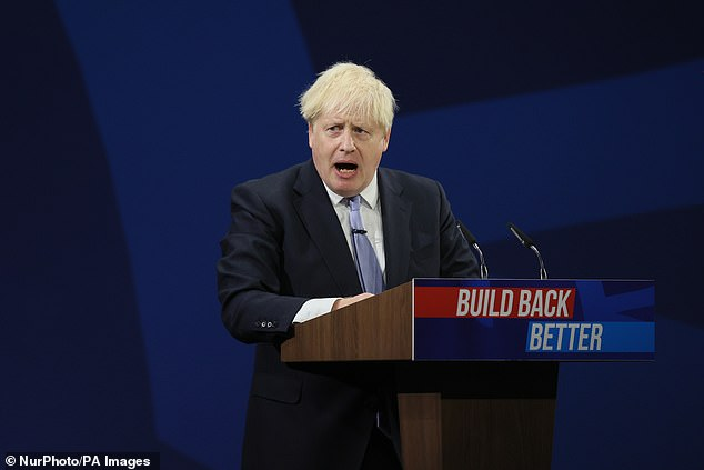 Boris ohnson warned business this week there was 'no alternative' to his plan to train up British workers to fill staff shortages rather than relying on cheap labour from abroad
