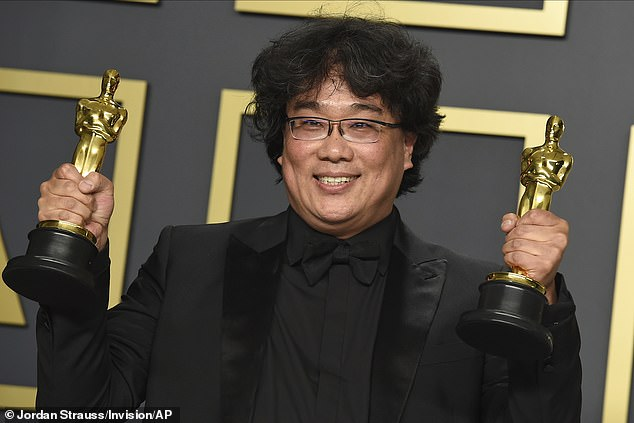 Last year, Parasite – directed (portrayed) by Bong Joon-ho – became the first non-English language film to win a Best Picture Oscar, while K-pop group BTS were hugely successful in the UK.