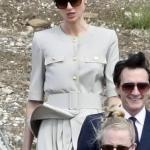 The Crown's Elizabeth Debicki transforms into Princess Diana while filming series five in Spain 💥👩💥
