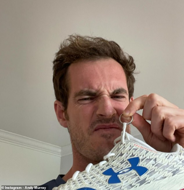 , Back in the good books! Andy Murray reveals he's been reunited with his wedding ring, The Today News USA