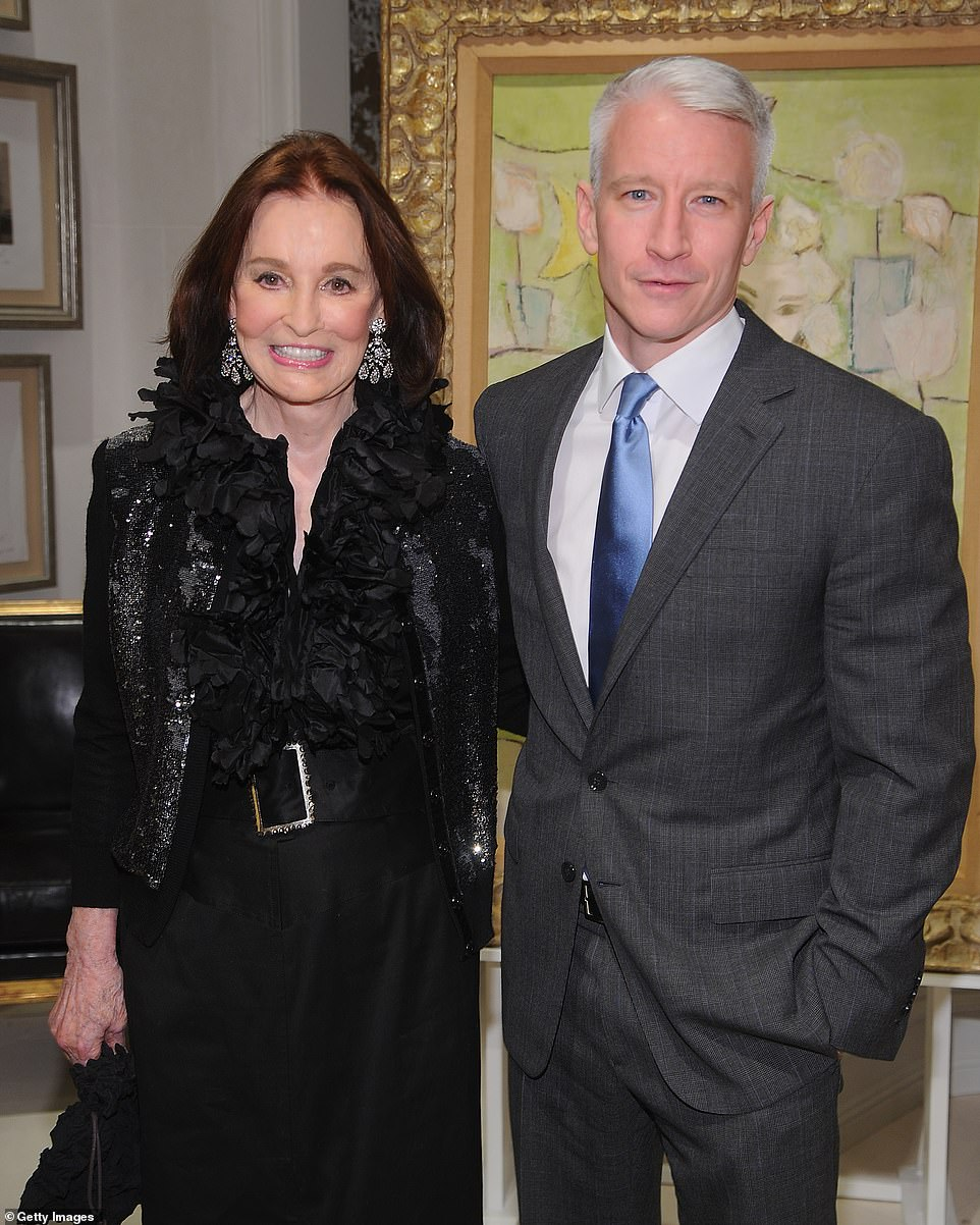 , 'It's like The Crown on steroids': Anderson Cooper explores his Vanderbilt family's legacy, The Today News USA