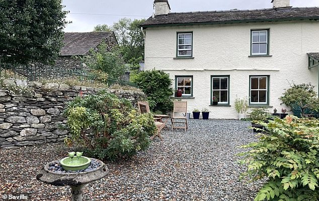 Castle Cottage was the main Lake District home of Beatrix Potter following her marriage to William Heelis