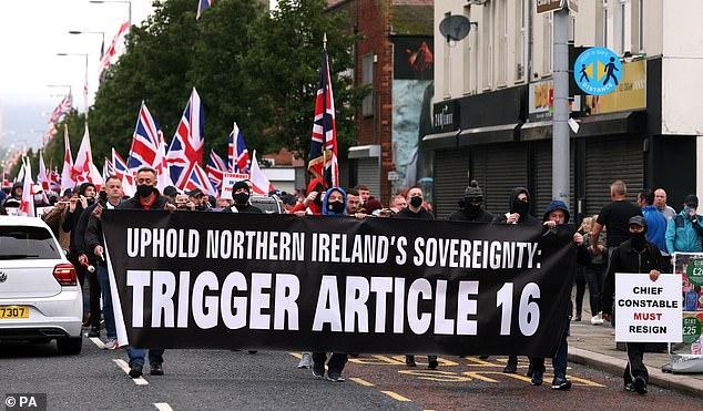 , Joe Biden's aide Jake Sullivan warns Boris Johnson over scrapping Northern Ireland protocol, The Today News USA
