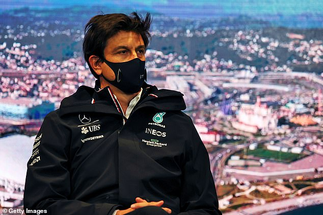 Mercedes boss Toto Wolff previously indicated Hamilton would need to take a penalty
