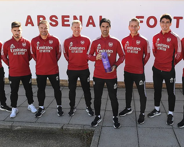 , Mikel Arteta is Manager of the Month after turning Arsenal's nightmare start around in September, The Today News USA