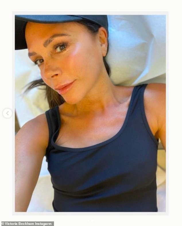 , Victoria Beckham sends fans WILD with speculation after sharing a risqué snap of a peachy posterior, The Habari News New York