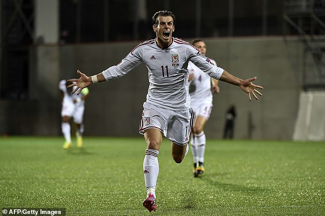 Gareth Bale described the pitch as the worst after a game in September 2014