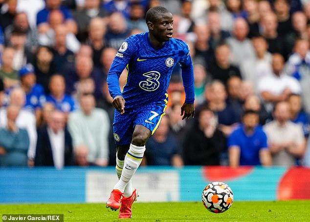 Kante is now set to play for Chelsea in their west London derby with Brentford on October 16