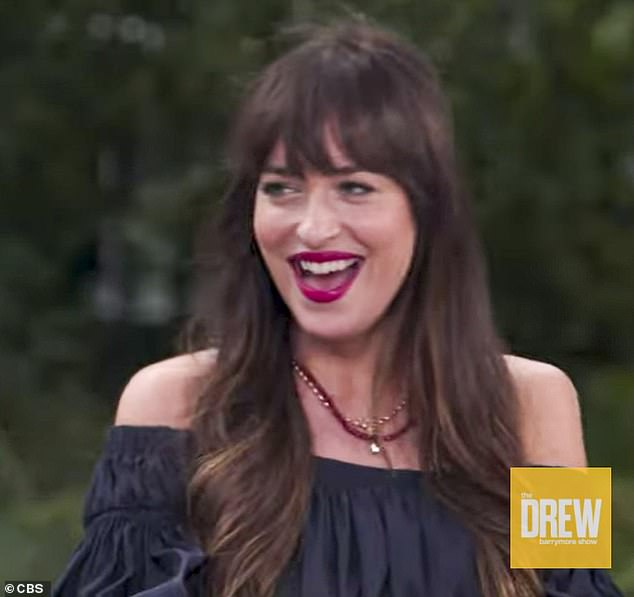 Headlines: Meanwhile on Thursday, Dakota made headlines on The Drew Barrymore Show when she was praised for THAT viral Ellen DeGeneres video from two years ago