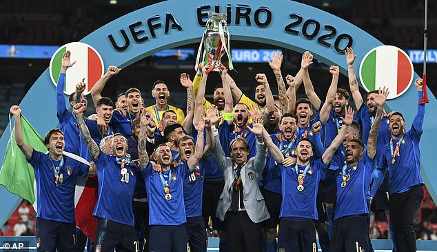 However, the competition has helped sides like Italy put together a good run of form