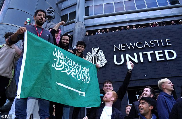 Questions have been raised about whether Saudi's human rights record is a fit for a club