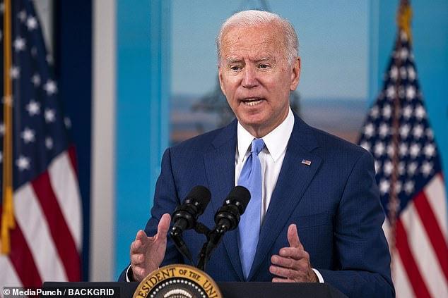 'Today's agreement shows how American leadership and diplomacy is advancing the economic interests of American working families,' President Biden said