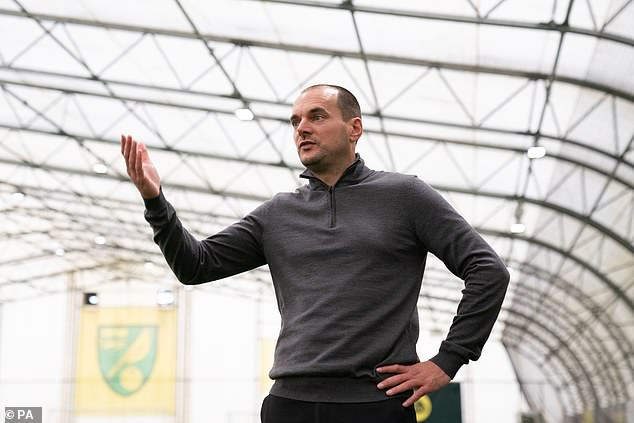 Norwich sporting director Stuart Webber is attracting interest from other clubs this year