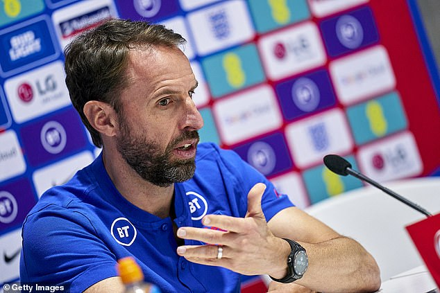 Gareth Southgate has dropped plans to attend December's Arab Cup in Qatar
