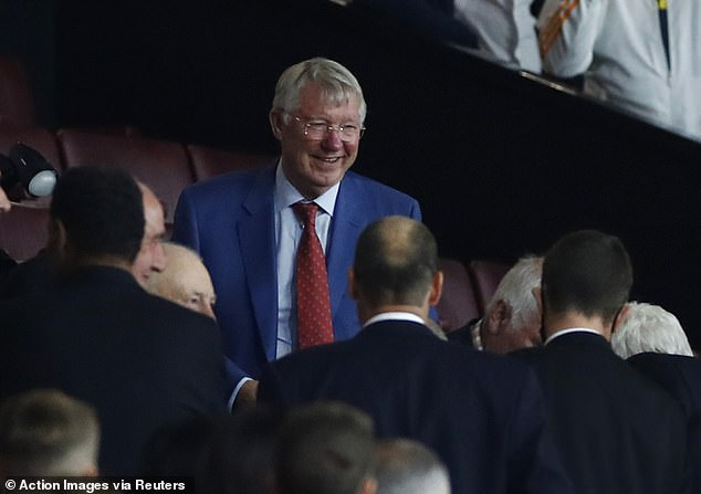 Scotland will hope that Sir Alex Ferguson's inspiration can help them to victory over Israel