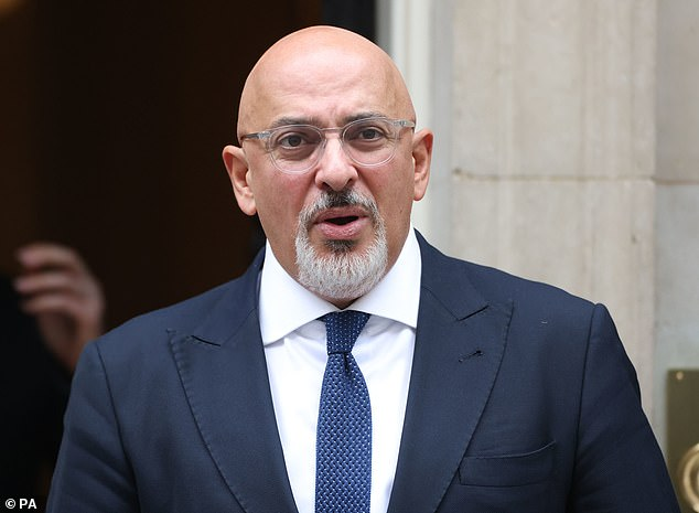 Nadhim Zahawi (pictured) is interested in emerging automation technology which could in future free up teachers to spend more time in the classroom