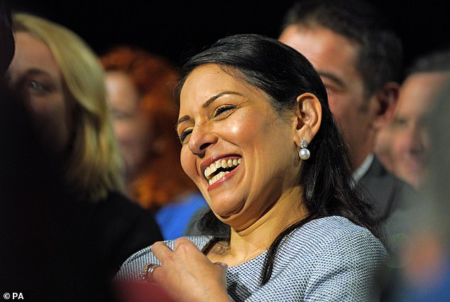 Critics attack Priti Patel for displaying 'lower-middle-class aggression' and others poke fun at her working-class accent. What horrible snobbery