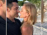 Kelly Ripa reminisces on romantic moment with Mark Consuelos: 'Hard to believe it was one week ago'