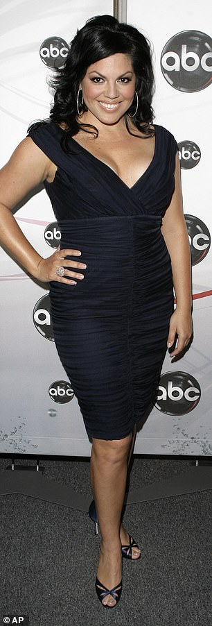 Extending the cast: Sara Ramírez will appear in the new series; seen in 2007