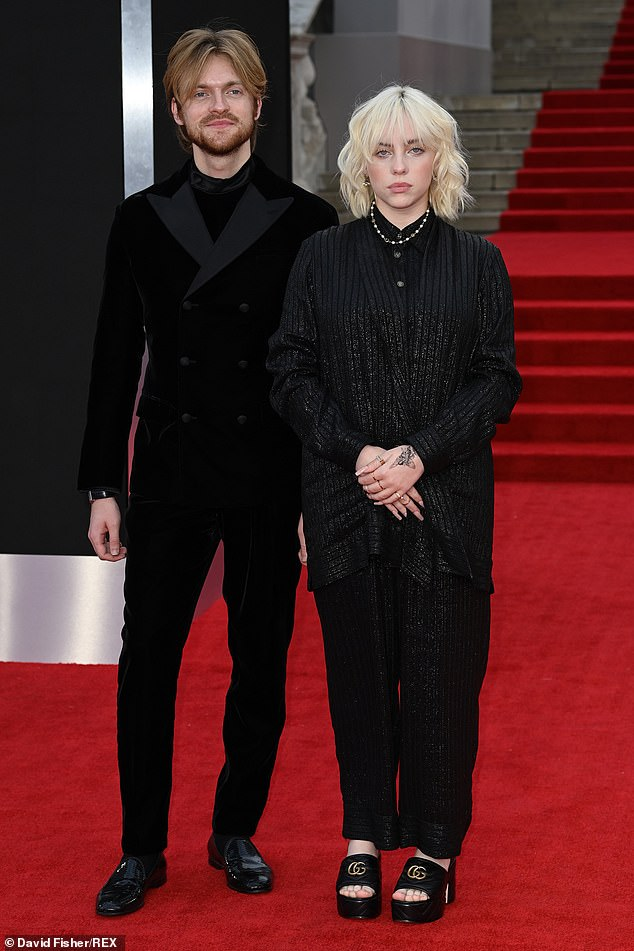 Dares to be different: Billie Eilish's brother Finneas O'Connell may write his sister's songs, but he has revealed he tries his best to keep his solo work different to hers