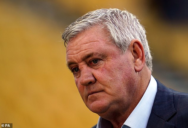Steve Bruce admitted on takeover day that he fears his time at the club is over