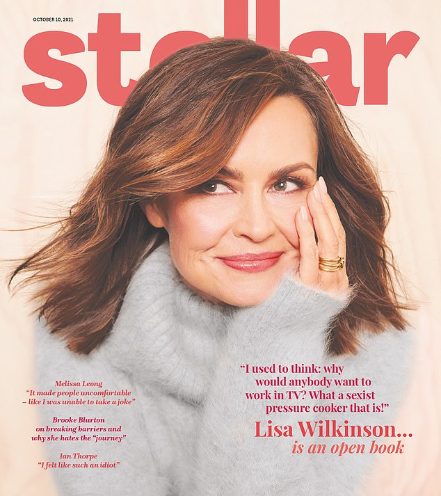 Read more: In this week's issue of Stellar with Lisa Wilkinson on the cover