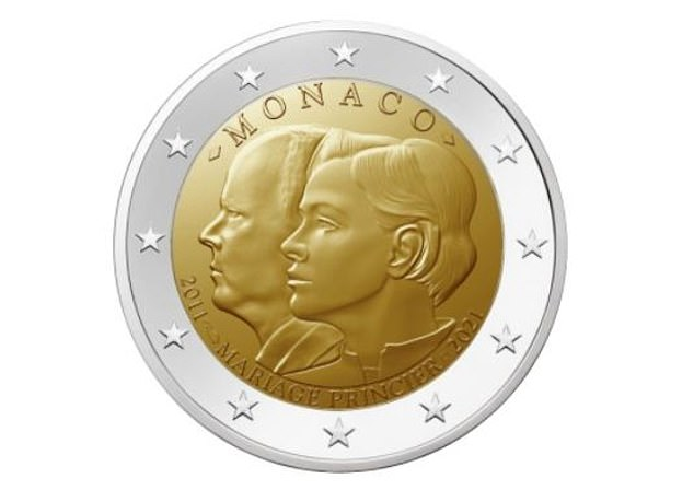 , Coins marking Prince Albert of Monaco's 10th wedding anniversary to Princess Charlene are released, The Today News USA