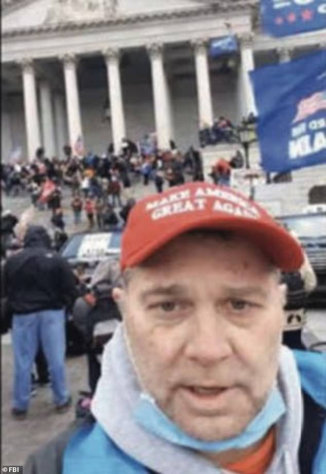 , Judge sentences Capitol rioter who describes himself as an 'accidental tourist' to three months, The Today News USA