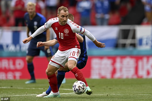 One theory circulating among players is that Christian Eriksen's cardiac arrest at Euro 2020 might have been linked to the jab despite there being no medical evidence to support the suggestion