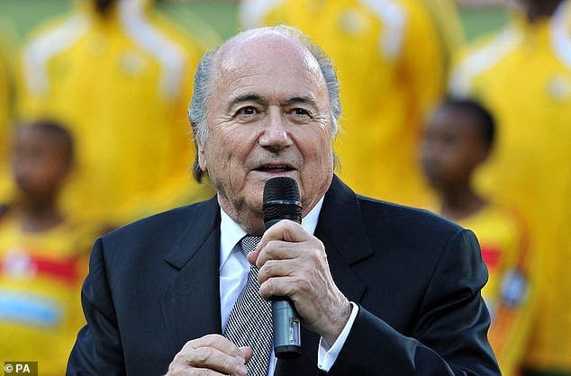 Blatter has agreed to take part in the documentary and maintains his innocence in the saga