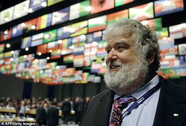 Blazer co-operated with the FBI and evidence provided by the American brought FIFA down