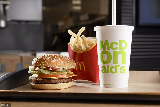 McPlant will be rolled out Wednesday in 18 cities and 250 restaurants before going nationwide in January