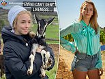 TALK OF THE TOWN: Jodie Comer compares herself to a goat
