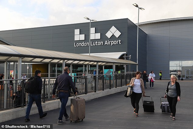 , Armed police accused of sexually harassing air hostesses at Luton Airport, The Today News USA