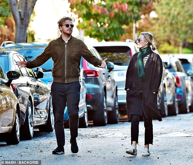 Jack, 30, and Saoirse, 27, began dating after they starred together as husband and wife in the 2018 film Mary Queen Of Scots